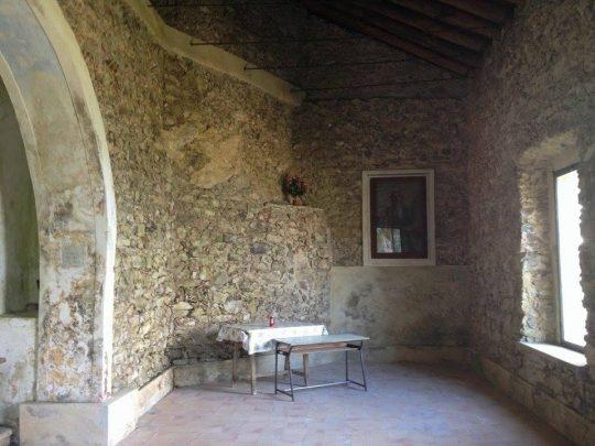 Santuario Rupestre di Santa Lucia, Magliano Vetere