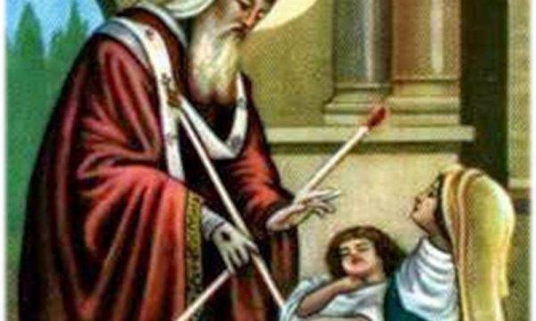 San Biagio nel Cilento, i luoghi e l'imposizione delle candele