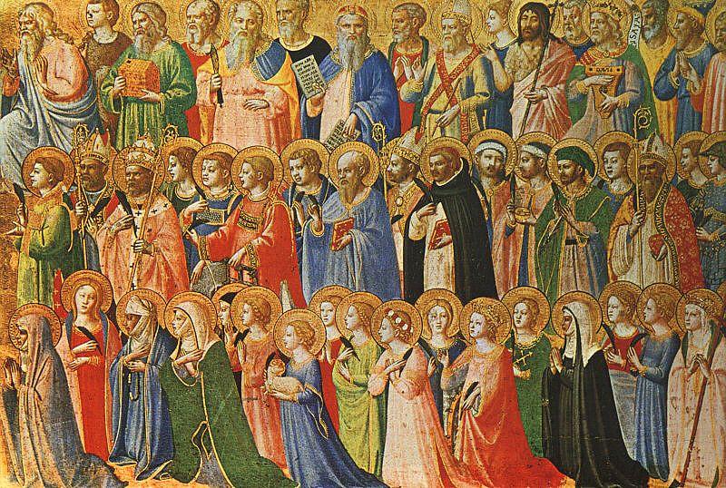 Ognissanti - Tutti i Santi