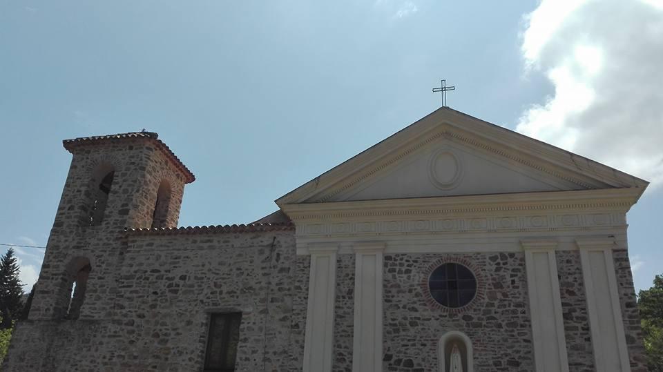 Santuario dell'Acquasanta - Laureana Cilento (Sa)