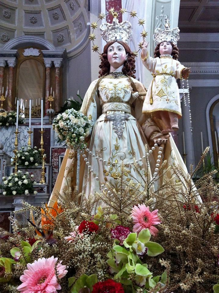 Perdifumo - La Madonna del Rosario