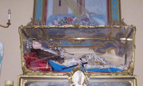 Laurino, 'Sant'Elena di Maggio' tra storia e leggenda