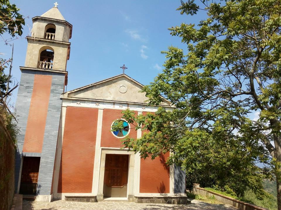 Casigliano, Sessa Cilento: chiesa parrocchiale