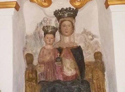 Mandia, la 'Madonna del Principio' (6 giugno 2017)