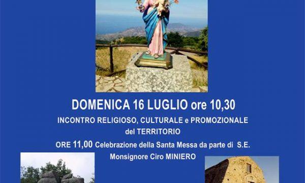 Omignano, Monte della Stella: fede, cultura e tradizione
