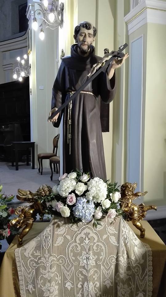 San francesco il convento e la festività nel cilento