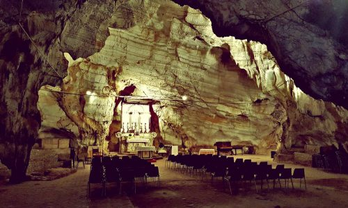 Sant'Angelo a Fasanella, San Michele: Patrimonio UNESCO