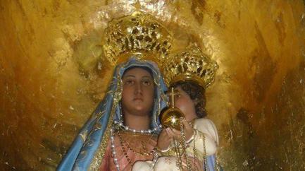 Novi Velia, la Madonna del Sacro Monte: un cammino che dura da secoli…