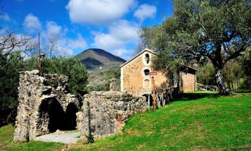 Castinatelli, l'Abbazia di Santa Cecilia