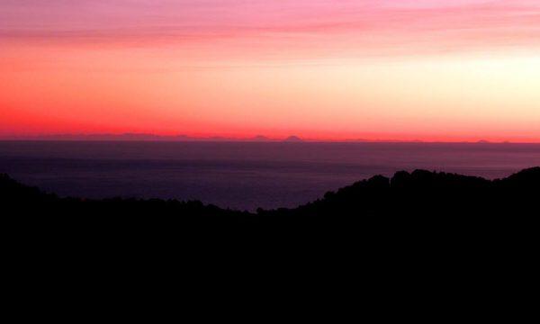 Dal Cilento alla Sicilia: uno sguardo all'orizzonte…