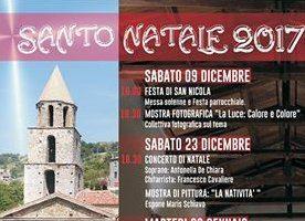 Galdo, Auditorium 'Santo Nicola': il programma natalizio 2017
