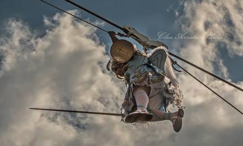 Rutino, il 'Volo dell'Angelo': uno storico duello nei cieli del Cilento