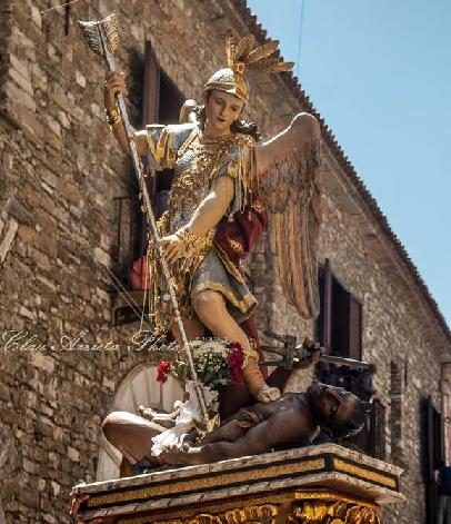 Rutino, San Michele