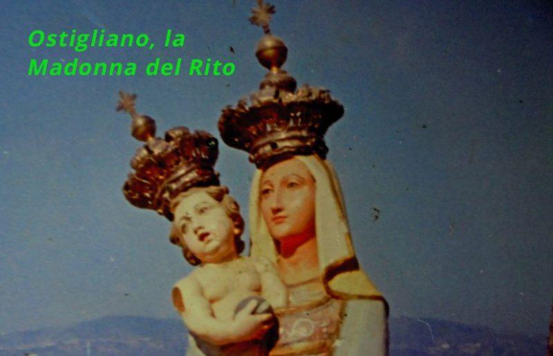 Ostigliano - la Madonna col Mantello