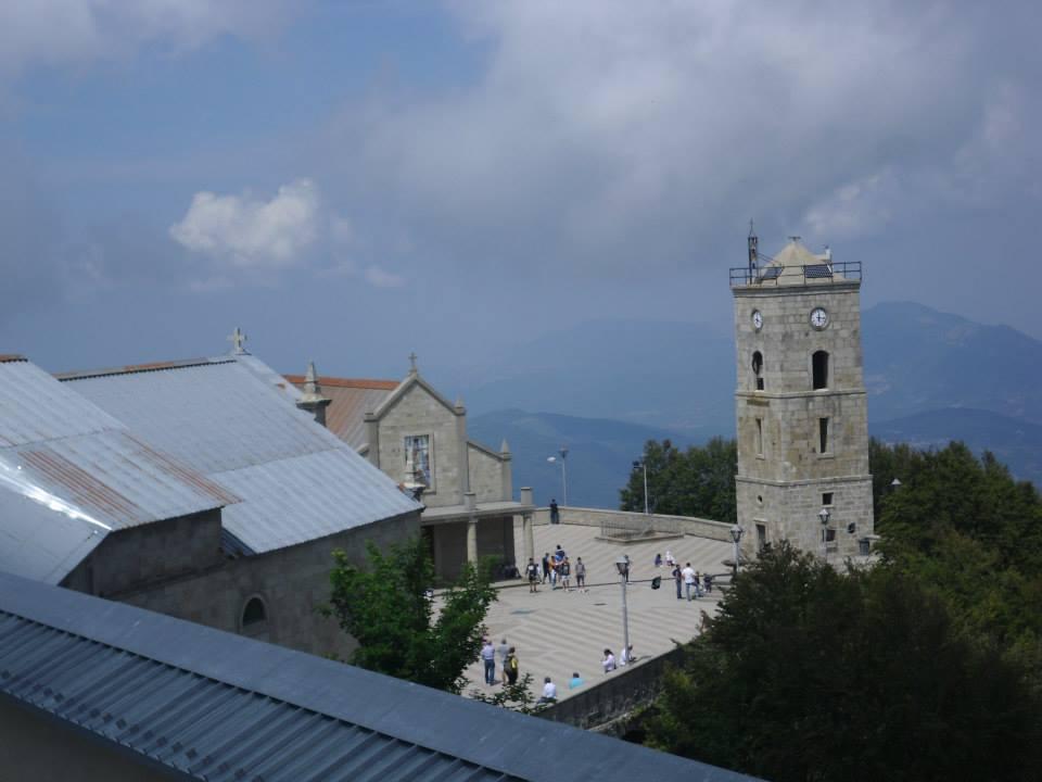 Santuario Novi Velia