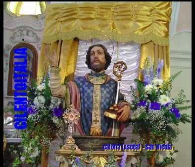 San Nicola, luoghi e tradizioni nel Cilento