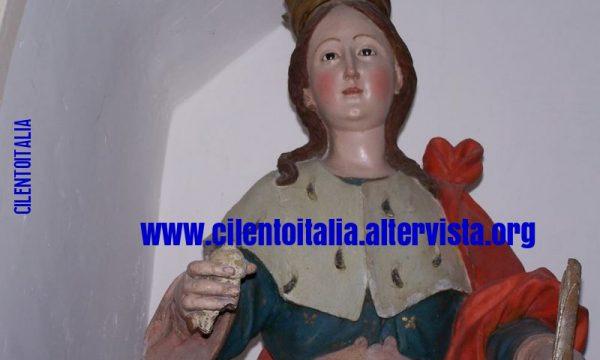 Santa Caterina d'Alessandria, nel Cilento i luoghi e la memoria popolare