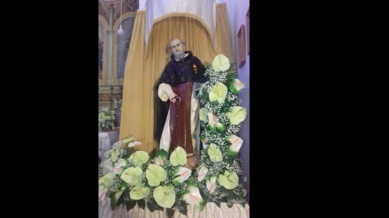 Sant'Antonio Abate in Cilento - Statua ad Ortodonico, Sa