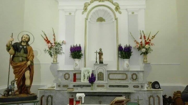 Ostigliano San Rocco (foto Giuseppe Conte)