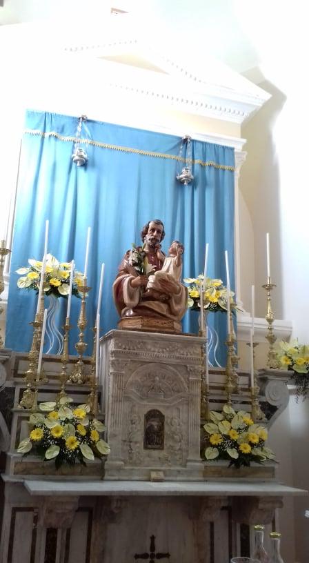 San Giuseppe nel Cilento - Agnone Cilento