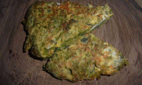 Cilento in cucina, i piatti della tradizione: frittata di broccoli