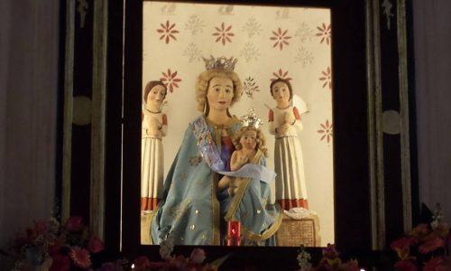 Lustra, la leggenda di Santa Maria
