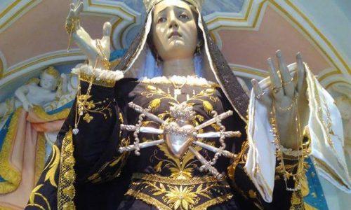 San Mauro Cilento, la 'discesa della Madonna' e il 'miracolo della pioggia'