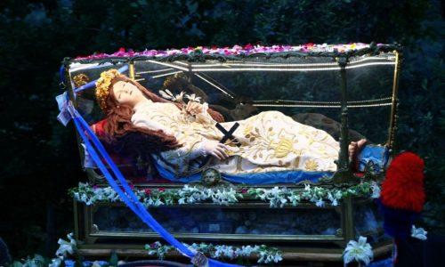Laurino, Sant'Elena di Maggio: storia di una magna devozione
