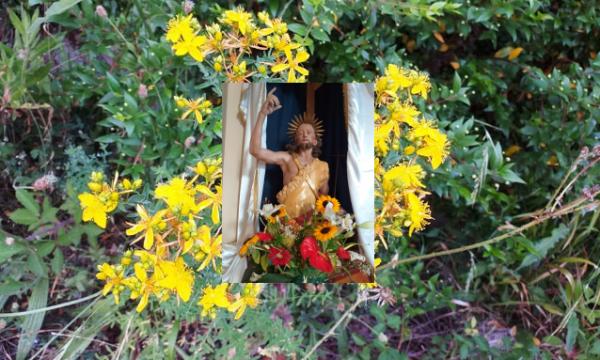 Cilento, San Giovanni Battista tra storia, 'magia' e tradizione