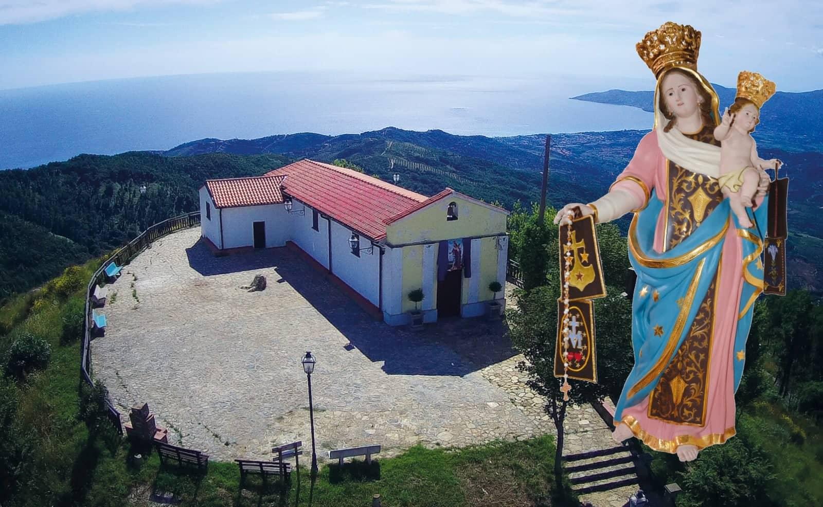 Madonna del Carmine a Catona (Sa)
