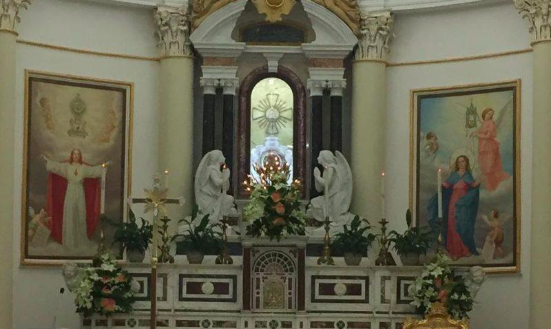 Chiesa di Sant'Eufemia a San Mauro la Bruca