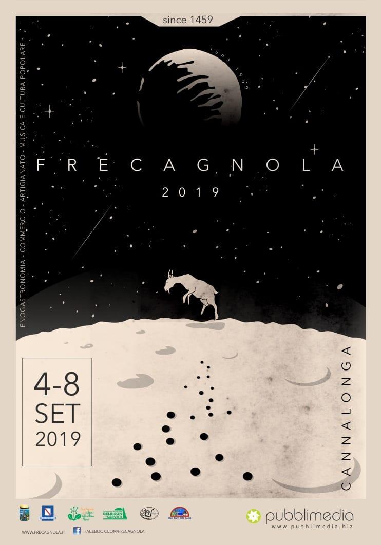locandina frecagnola 2019