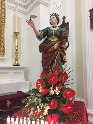 Sant'Eufemia. San Mauro la Bruca