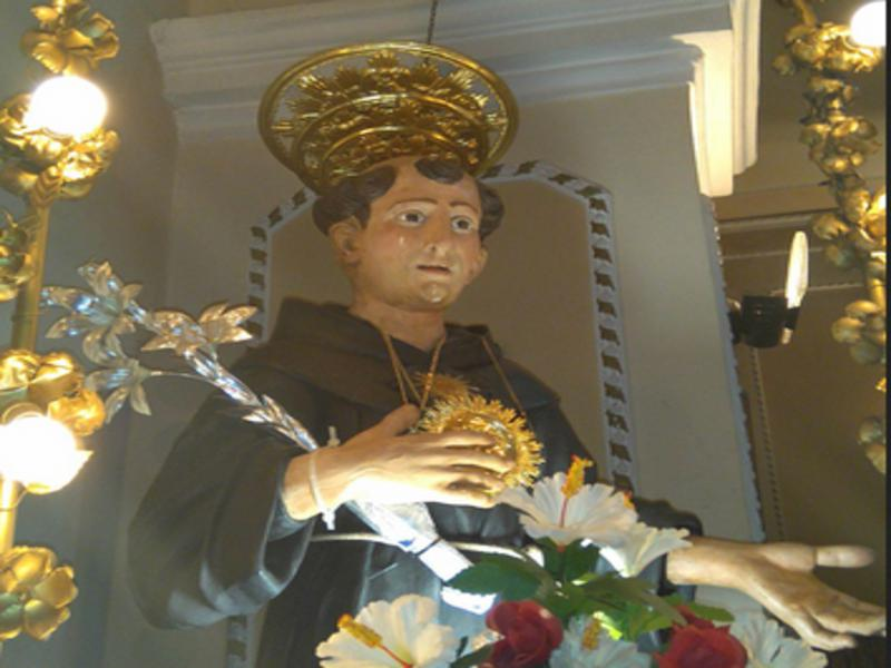 Cilento: San Nicola da Tolentino, Eremiti