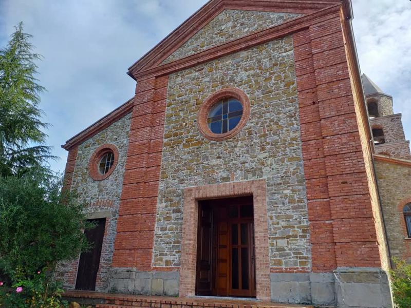Ostigliano, chiesa parrocchiale