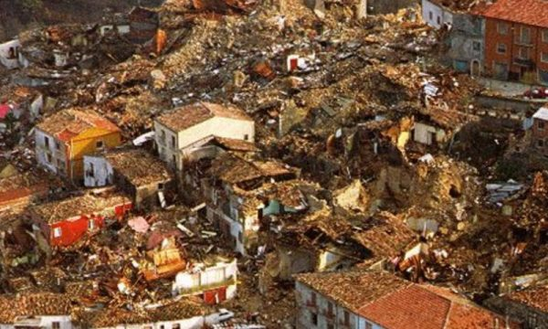 Era il 23 novembre 1980: sono passati 39 anni dal terremoto dell'Irpinia…